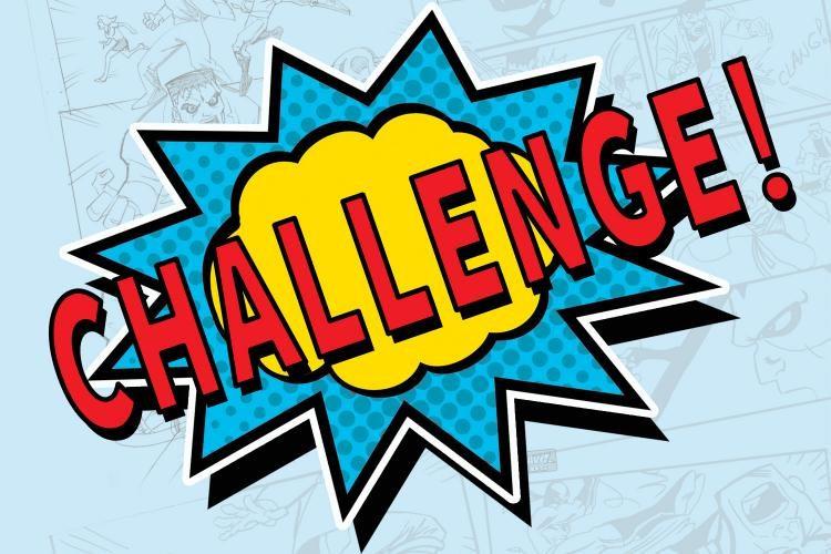 Maandelijkse Challenge!